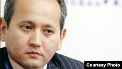 Опальный бизнесмен и политик Мухтар Аблязов.