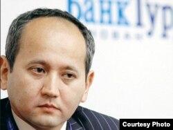 Оппозиционный политик Мухтар Аблязов.