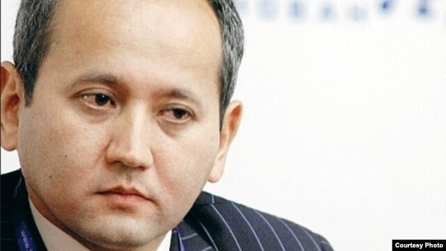 Former BTA Bank chief Mukhtar Ablyazov