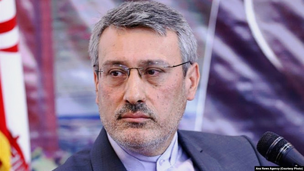 Hamid Baeidinejad, Iranian top diplomat in London, has been summoned by the Foreign Office over the detention of UK ambassador in Tehran on January 10.