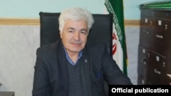Manouchehr Hemmat Najafi, chairman of Rudehen City Council arrested on charges of corruption. File photo