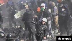Розстріл демонстрантів у Києві в 2014 році