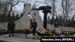 Memorialul Eternitate din Chişinău