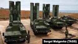 Ռուսական արտադրության S-400 հակաօդային պաշտպանության համակարգեր, արխիվ