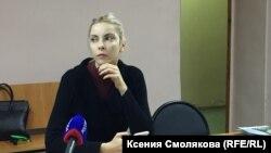 Марію Мотузну обвинувачують у Росії в екстремізмі через записи на сторінці в соціальний мережі «Вконтакті»