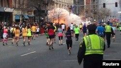 Бостондогу теракт. 15-апрель, 2013-жыл.
