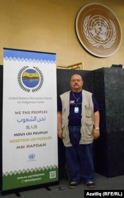 Надир Бекиров БМОның асаба халыклар форумында
