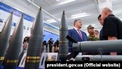 Виробництво боєприпасів для артсистеми «Гіацинт» «запустили» ще за часів президентства Петра Порошенка, але постійного виробництва пострілів досі не налагодили