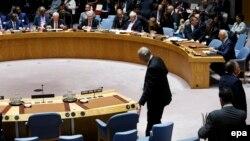 ՄԱԿ-ի Անվտանգության խորհուրդը քննարկում է իրավիճակը Սիրիայում, Նյու Յորք, 21-ը սեպտեմբերի, 2016թ․