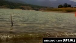 Ջրամբար Լեռնային Ղարաբաղում, արխիվ