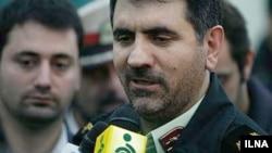 حسین ساجدینیا، رئیس پلیس تهران