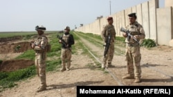 قوات أمن عراقية في محافظة نينوى