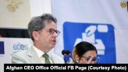پیری مایدون سفیر اتحادیه اروپا در افغانستان