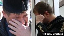 Рамзан Кадыров и Александр Емельяненко