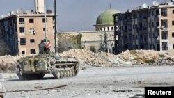 Алеппо, 28 листопада 2016 року