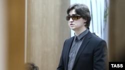 Сергей Филин дает показания в суде 6 ноября 2013 года
