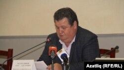 Чаллы сайлау комиссиясе рәисе Азат Фәтхетдинов