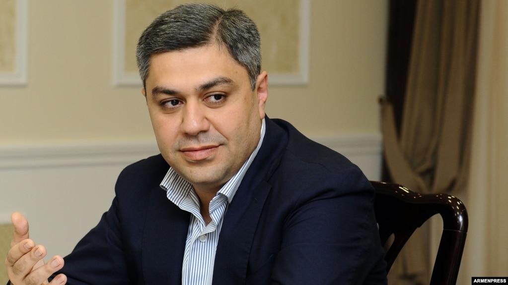 Еще один клуб поддержал кандидатуру Артура Ванецяна на пост главы Федерации футбола Армении