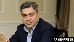 Директор СНБ Армении Артур Ванецян