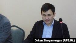 Әсет Матаев. Астана, 27 қыркүйек 2016 жыл.