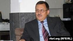 محمد الله بتاش وزیر ترانسپورت و هوانوردی ملکی افغانستان