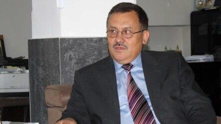 د افغانستان د ټرانسپورټ وزیر محمد الله بتاش