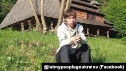 Павло Гриб. Фото зі сторінки Let My People Go Ukraine у Facebook