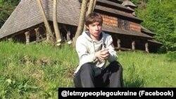 Павло Гриб, фото зі сторінки Let My People Go Ukraine у Facebook