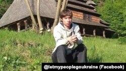 Павал Грыб. Фота са сторонкі Let My People Go Ukraine у Facebook.