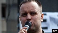 Павел Губарев, «народный губернатор» Донецка.