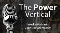 Power Vertical Podcast: The Lukashenka Shuffle