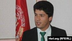 محمد رضا غفوری سخنگوی والی جوزجان