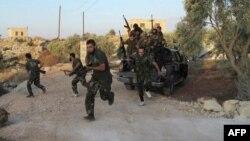 Насилие в Сирии продолжается. 12 июля 2012 г