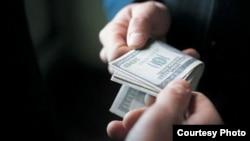 Korupcija, ilustrativna fotografija