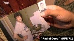 Акси Исҳоқ Табаров аз бойгонии хонавода