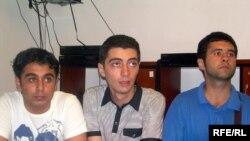 Nurəddin Babayev, Pərviz Atayev və Ülvi Həsənli