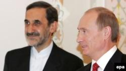 علی اکبر ولايتی، مشاور آيت الله خامنه ای در امور بين المللی، در سفر خود به مسکو ، با مقام های روسی دیدار کرد