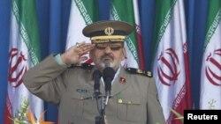 حسن فیروزآبادی، رییس ستاد کل نیروهای مسلح ایران