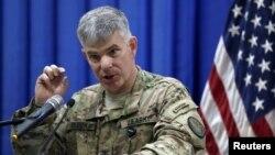 Официальный представитель вооруженных сил США в Ирака Стив Уоррен