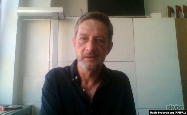 Арндт Гінцель, журналіст німецького телеканалу ARD