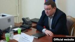 Pension fondu Qırım bölügi reberiniñ muavini Dmitriy Kiriçenko