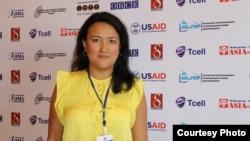 Эльмира Джумакадырова, региональный менеджер Internews