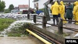 Poplave u Hrvatskoj, arhiv