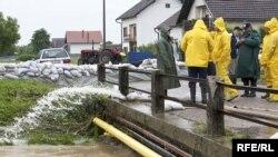 Poplave u Slavoniji, lipanj 2010, Fotografije uz tekst: zoomzg