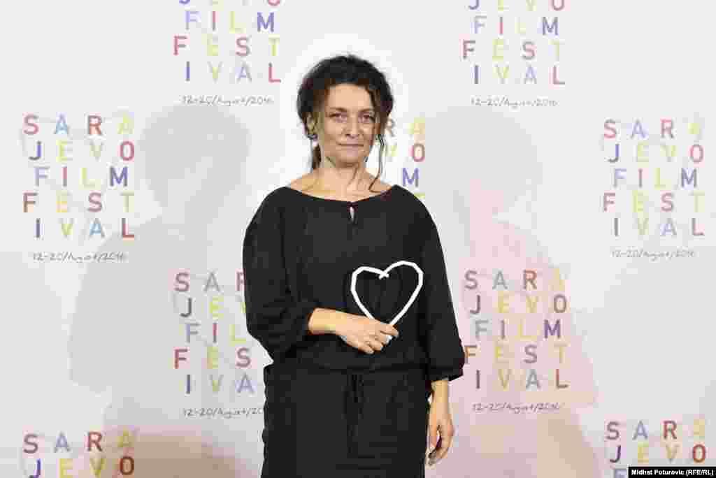 "Film Monice Lazurean-Gorgan ""Samo dašak"" proglašen je najboljim dokumentarnim ostvarenjem."