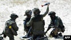 Солдаты сил реагирования НАТО на учениях в Польше. Иллюстративное фото.