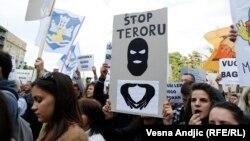 """Protest inicijative """"Ne da(vi)mo Beograd"""" 25. maja u Beogradu"""