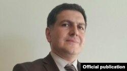 Պարույր Հովհաննիսյան, լուսանկարը՝ ԱԳՆ-ի