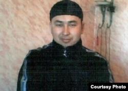 Осужденный Еркинбек Кенжебаев. Фото из семейного архива.