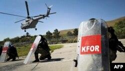 Forcat paqeruajtëse në Kosovë...